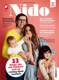 Familienmagazin Nido wurde gerelauncht