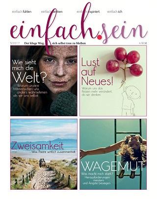Neues Magazin einfach.sein gestartet