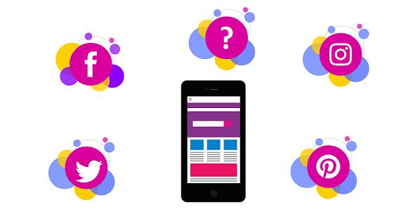 Facebook, Snapchat & Co. - Wo sind noch die Unterschiede?
