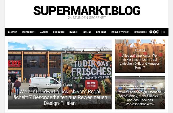 Cision meets Peer Schader, Supermarktblog.com