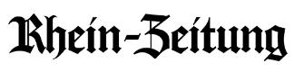 Burger neuer Chefredakteur der Rhein-Zeitung