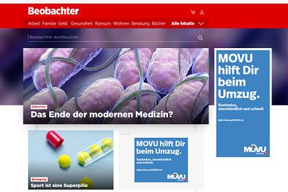Relaunch für beobachter.ch