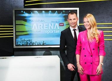 Neue SRF Sendung 'Arena/Reporter'