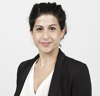 Nina Fargahi ist Chefredakteurin für EDITO
