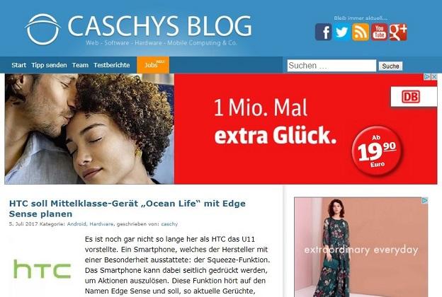 """""""Ich betreibe das Blog seit 2005, bin langsam gewachsen - und bin mit mir im Reinen"""" - Cision meets Caschys Blog"""
