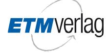 Änderungen im Redaktionsteam des ETM-Verlags