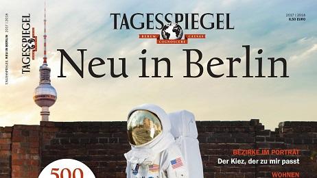 Relaunch des Magazins Neu in Berlin
