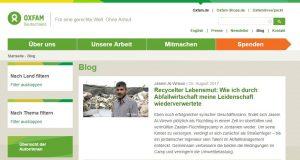 7 deutsche Blogs zu gemeinnützigen Projekten, die Ihren Tatendrang wecken werden