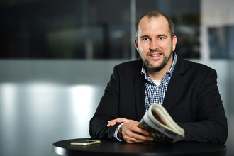 Felix Harbart wird stellvertretender Chefredakteur bei der HAZ