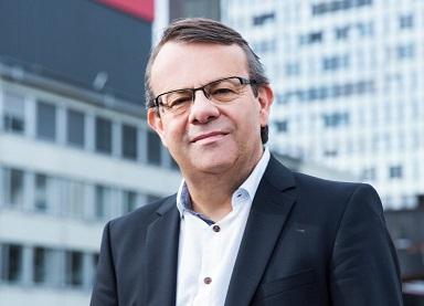 Christoph Gebel gibt seine leitende Rolle ab