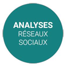 Analyse réseaux sociaux