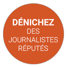 Journalistes et influenceurs importants