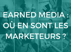 Etude Earned Media Cision France