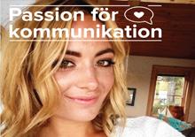 My Söderholm gästar Passion för kommunikation.