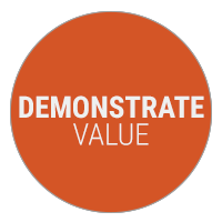 Demonstrate Values