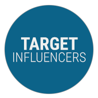 Target Influencers