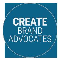 Create Brand Advocates