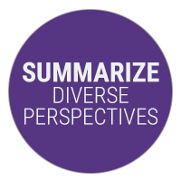 Summarize Diverse Perspectives