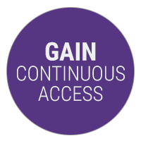 Gain Continuous Access