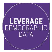 Leverage Demographic Data