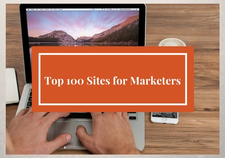 Top 100 Sites for Marketers