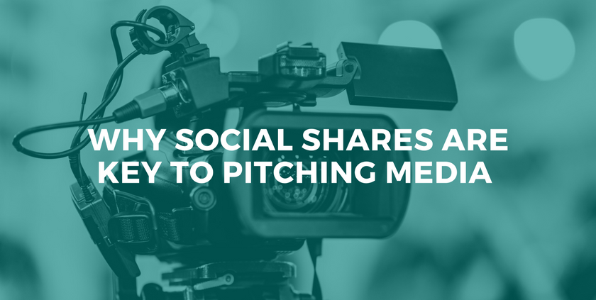 Why Social Shares Are Key to Pitching Medi