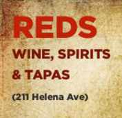 REDS Santa Barbara | Wine, Tapas, Spirits