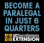 Become a Paralegal - UCSB Extension