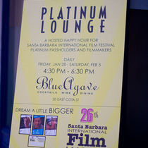 SBIFF: Platinum Lounge