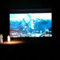 Mobile Post: UCSB A&L Banff Film Fest Day 2