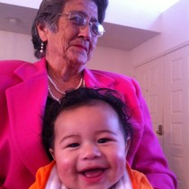 My Grandma Martinez Is Lyric's Great-Great-Grandma Martinez