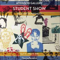 SBCC Atkinson Gallery, Student Show