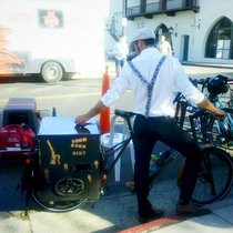 Mobile Post: Boom boom bike