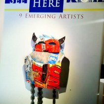 Mobile Post: See Here Now: 7 May - 4 June. Art From Scrap gallery
