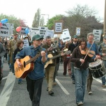 whatever happened to protest songs?