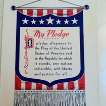 Pledge of Allegiance - 1943