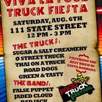 Alternative Fiesta: SB Food Trucks