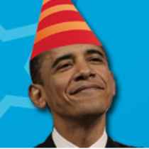 HAPPY BIRTHDAY MR. PRESIDENT?