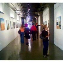 Mobile Post: Jonas Jungblut exhibit @ Brooks Institute