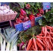 Mobile Post: Sb farmers market! Yum yum