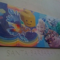 New Mural at Museum
