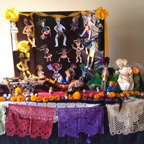 Mobile Post: Dia de los Muertos at SBMA