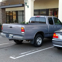 Why So Many Empty Pickup Trucks?