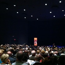 Ira Glass Wows Even-Whiter-Than-Usual UCSB Arts & Lectures Crowd