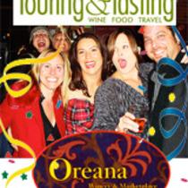 Touring & Tasting Magazine Wine Social at Oreana Winery