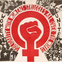 culture of protest: international women's day plus...
