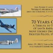 70 YEARS ON... A Tribute to Three of Santa Barbara's Most Highly Decorated Fighter Pilots