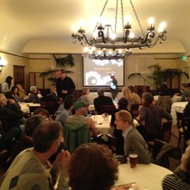 Mobile Post: PechaKucha night #1, Santa Barbara