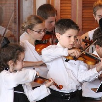 Kids play Classical
