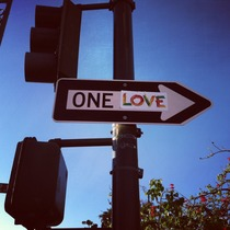 Mobile Post: One Love